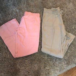 Set of 2 Lounge pants